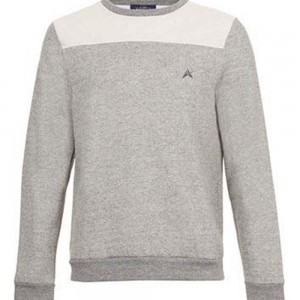 Men Fleece, Breathable, Comfortable-Fitted Sweat Shirt  A1-408