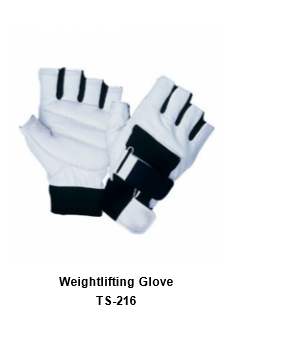 Weight Lifting Gym Workout Gloves with Wrist Wrap Support for Men & Women TSI  216