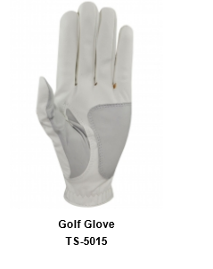 Men's Golf Gloves white Model No.TSI 515