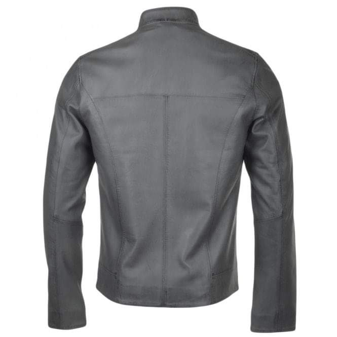 Men Leather Jackets TIMJ - 019