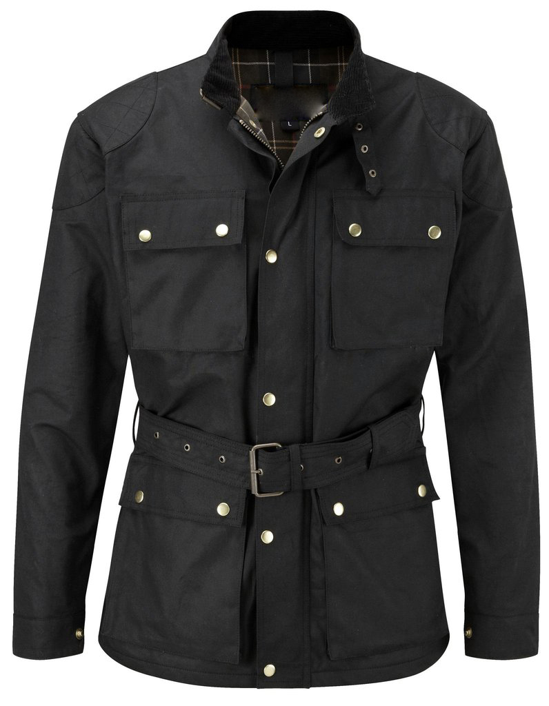 Classic Style Motorcycle jacket DR-003
