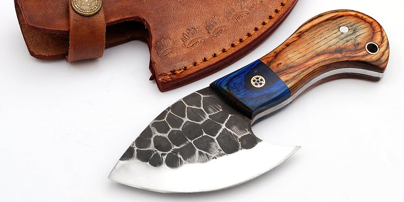 Custom Made 1095 Hunting Knife GT-4315