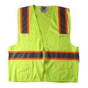 Safety Jacket With Pvc Reflective TR 132