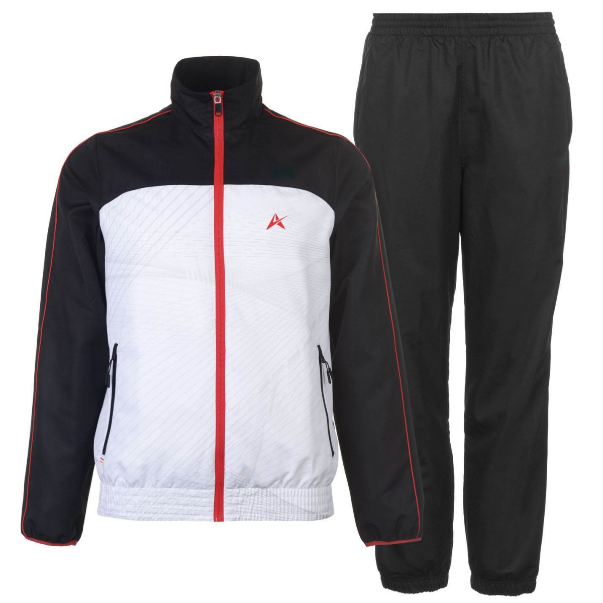 Men's Jogging Sports Suit Long Sleeve A1-509