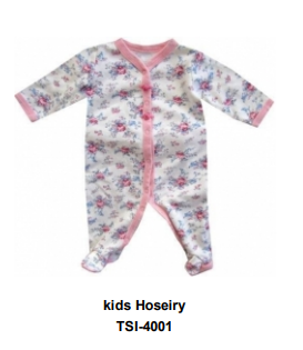 Soft fabric  Infant sleep-suit or Romper TSI 4001
