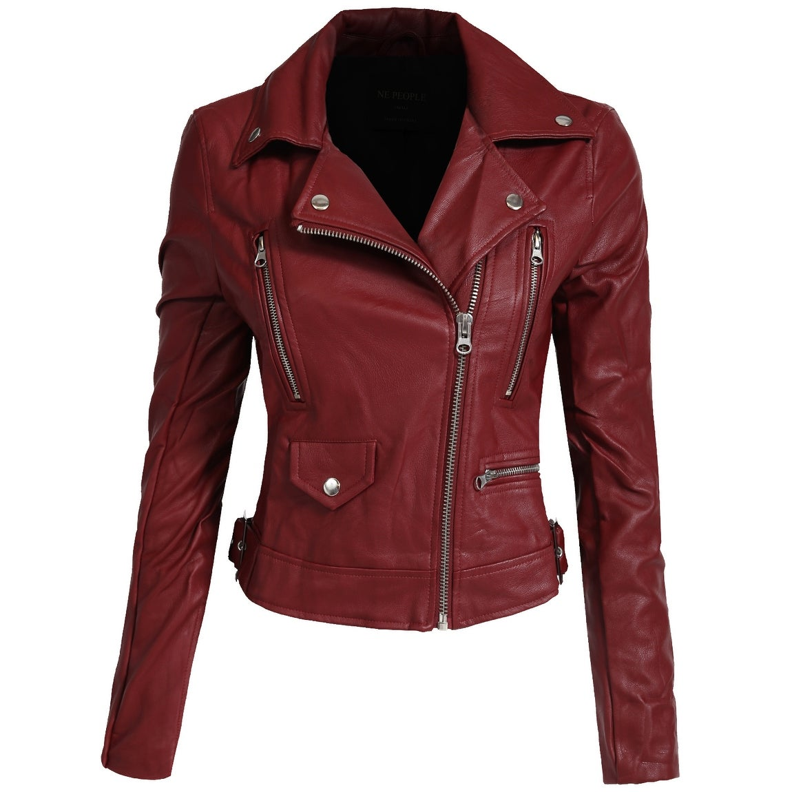 Women's Leather Short Jackets SSP 001