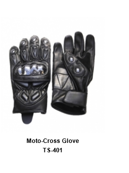 Motocross Motorcycle Bike Skeleton Racing Cycling Gloves TSI  401