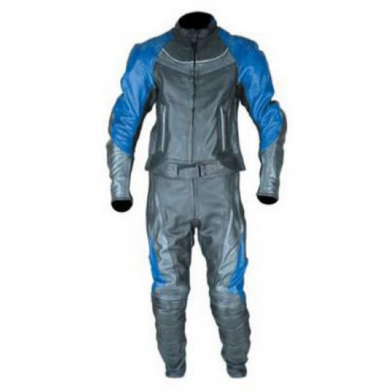 Motorbike & Auto Racing Leather Suit DR-118