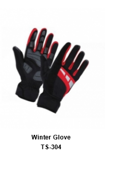 Winter Gloves for Men and Women Thermal Soft Wool Lining - Knit Stretchy Material TSI  304