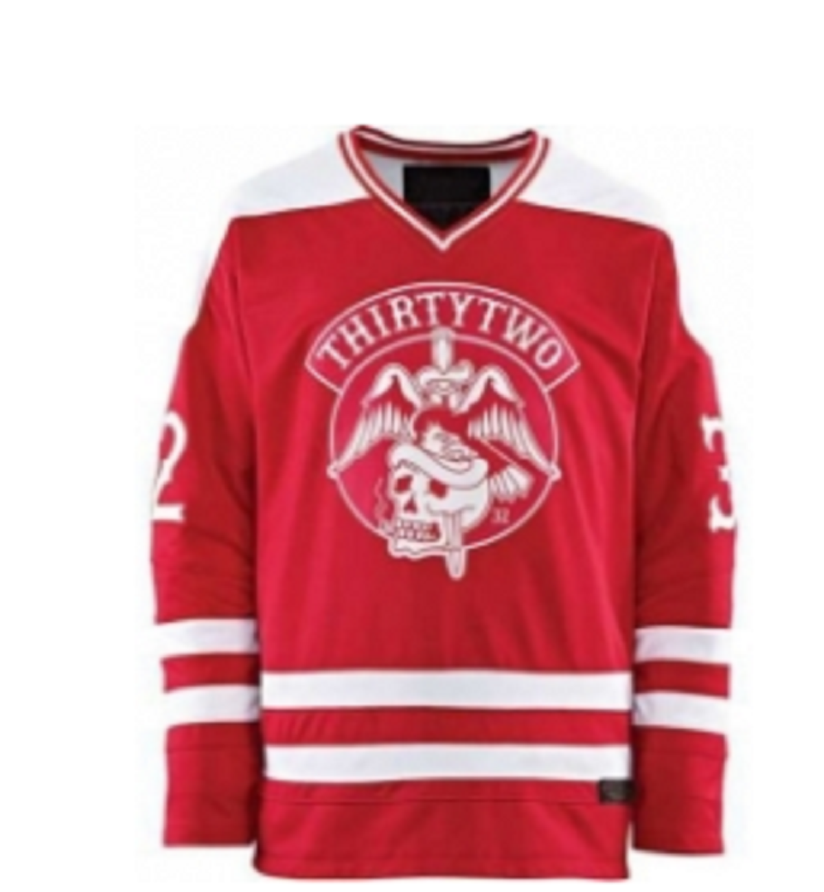 Ice Hockey Uniforms Red & White Model No TSI­5601