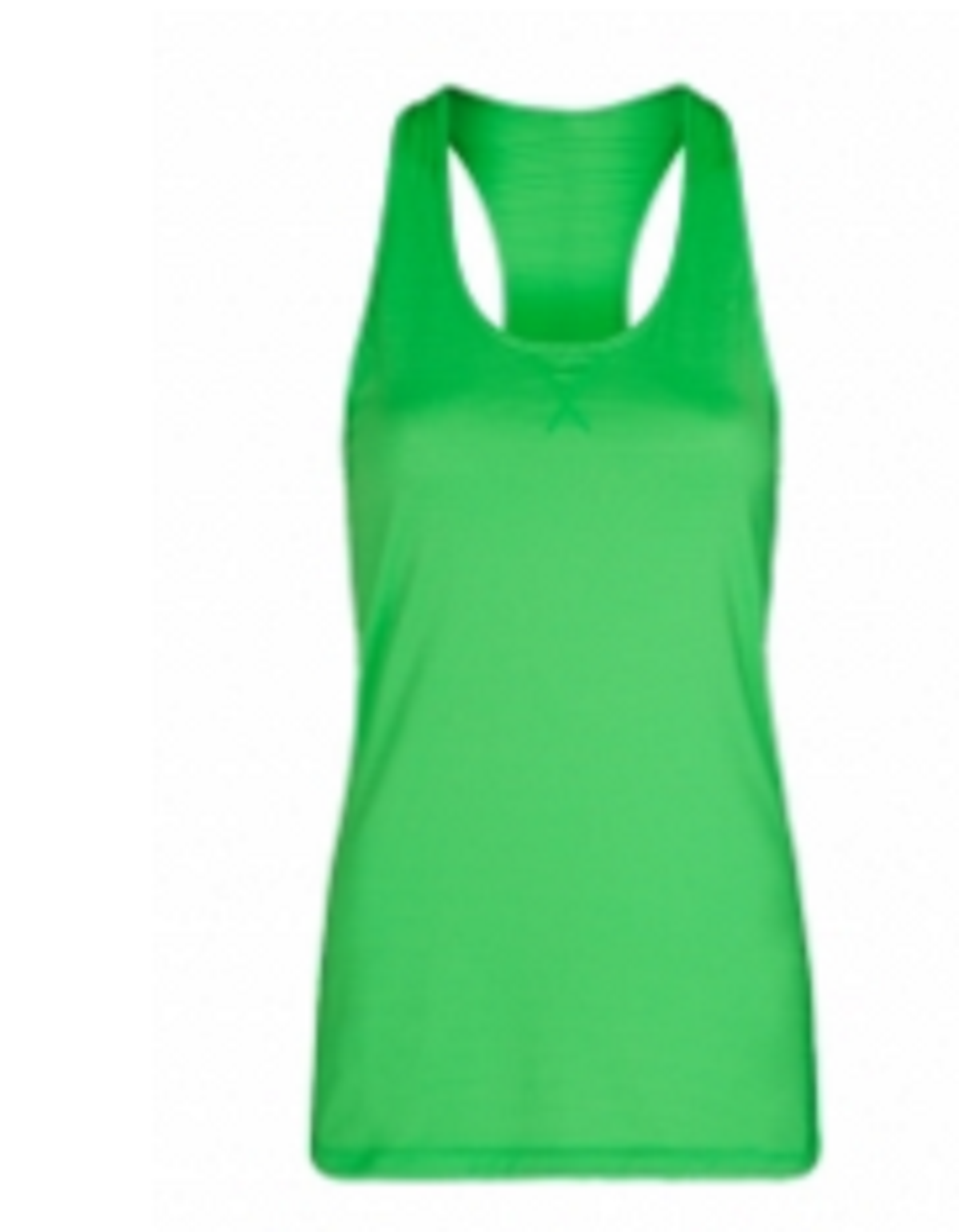 Women's  Fearless Tank Green color TSI­-3112