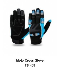 Motocross Motorcycle  Bike Skeleton Racing Cycling Gloves TSI  408