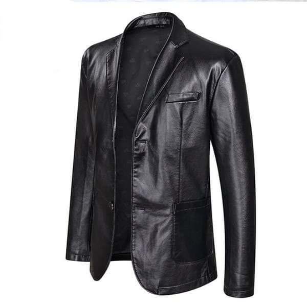 Men Leather Jackets TIMJ - 022