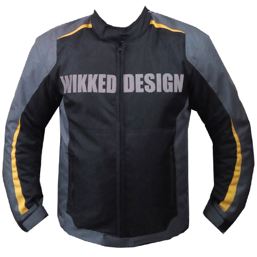 Motorbike Riding  Cordura Jacket DRJ-616