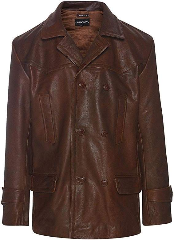 Men Leather Jackets well stitched and trendy TIMJ  007
