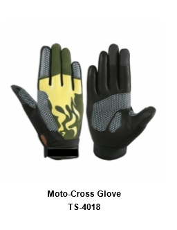 Motocross Motorcycle  Bike Skeleton Racing Cycling Gloves TSI  418