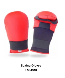 Genuine Leather Pro Style Boxing  Training Gloves TSI 1310