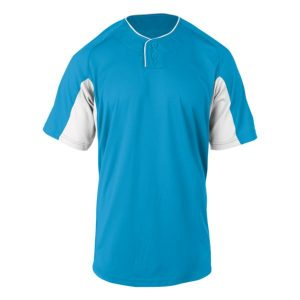 Premium Baseball Jersey Active Button Shirt Uniform for Men PES 002-004