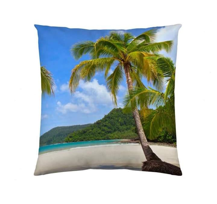 Digital Print Cushion Cover 100% Cotton Satin AIT-007