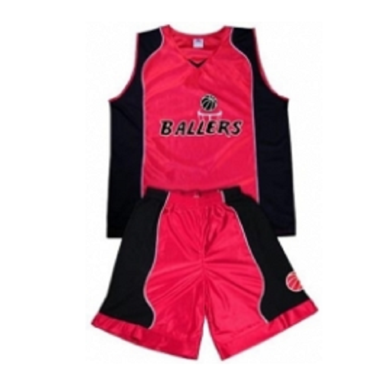 Basket Ball Uniforms Red & Black Model No TSI­5408