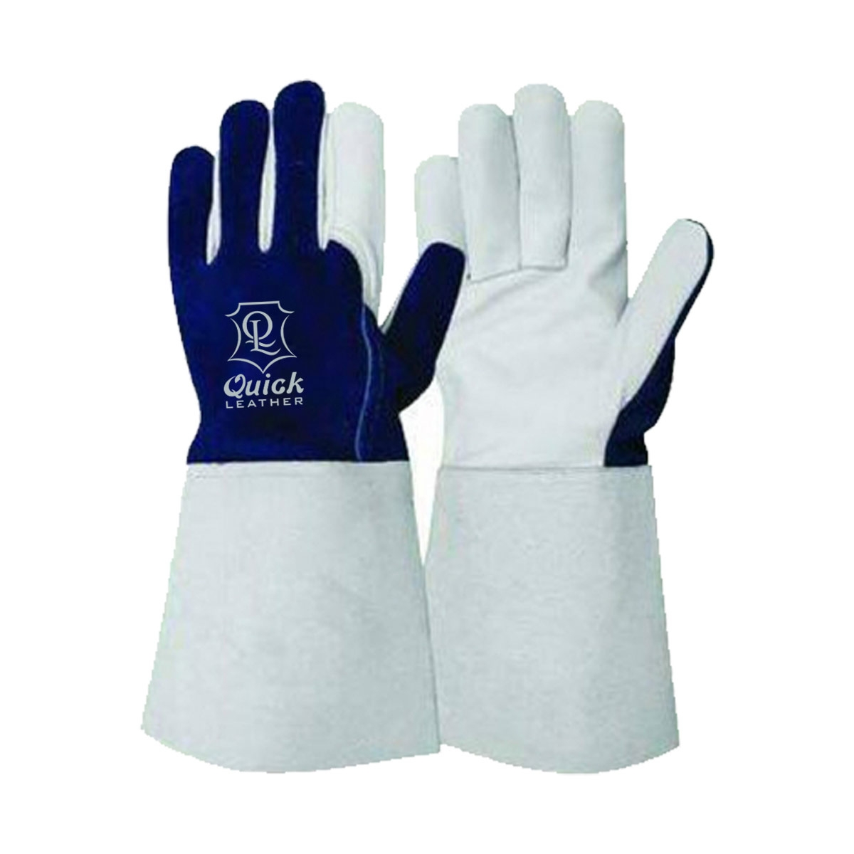 Welding gloves are excellent for use when welding in dry and oily conditions QL 211