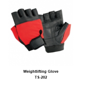 Weight Lifting Gym Workout Gloves with Wrist Wrap Support for Men & Women TSI  202