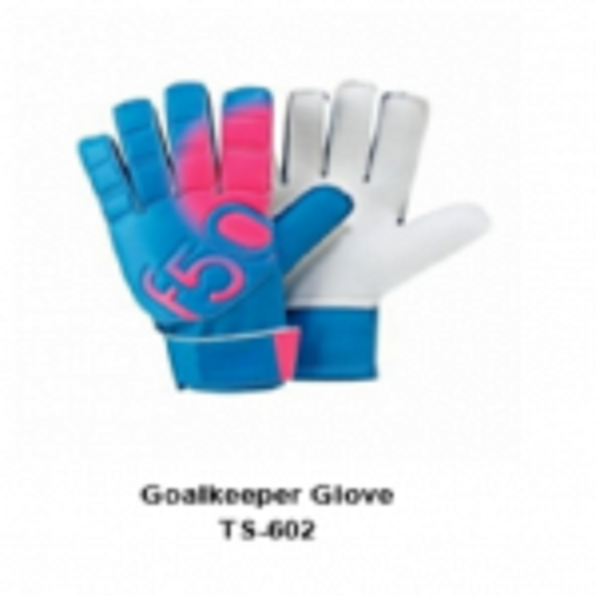 Goalkeeper Gloves  with Double Wrist Protection Multi-Colour Model No. TSI 602