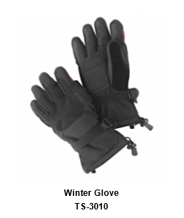 Winter Gloves for Men and Women Thermal Soft Wool Lining - Knit Stretchy Material TSI  310