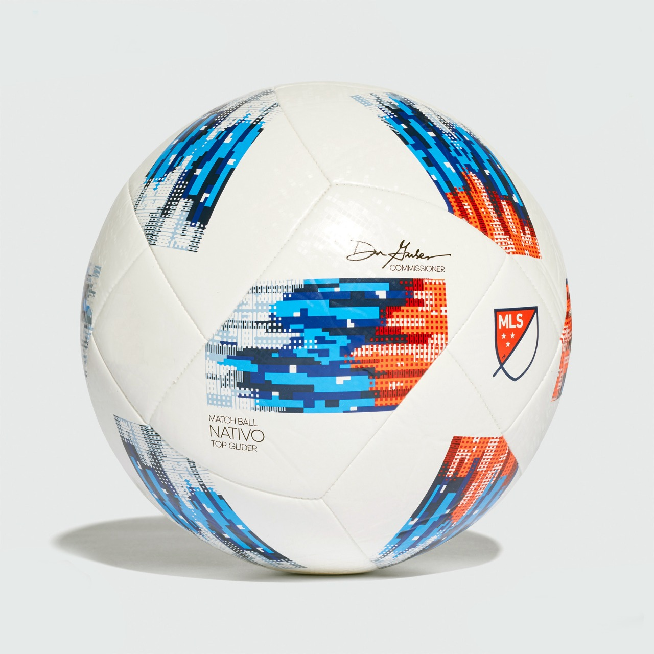 MLS NATIVO TOP GLIDER 2018 Thermal Molded Football PE-519