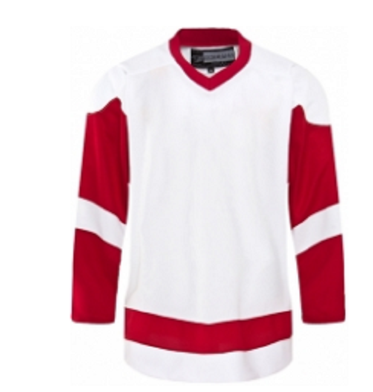 Ice Hockey Uniforms Red & White Model No TSI­5609