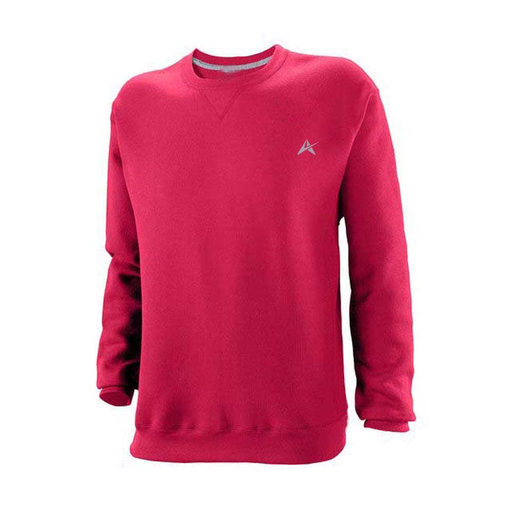 Men Fleece, Breathable, Comfortable-Fitted Sweat Shirt  A1-409
