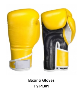 Genuine Leather Pro Style Boxing  Training Gloves TSI 1301