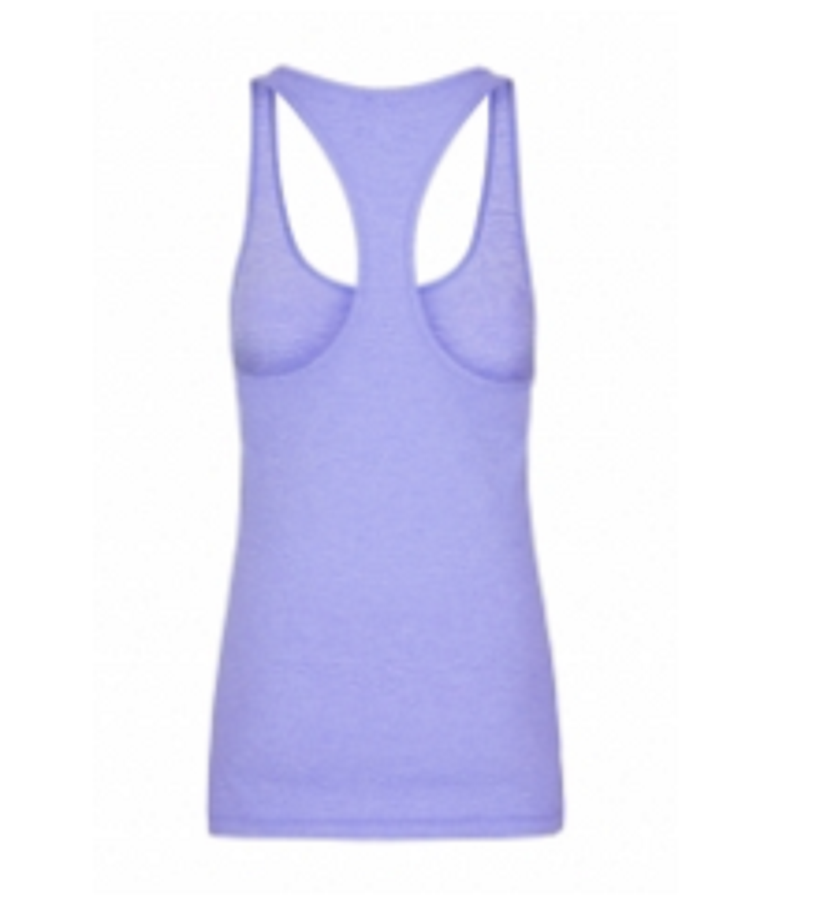 Women's  Fearless Tank Blue color TSI­3106