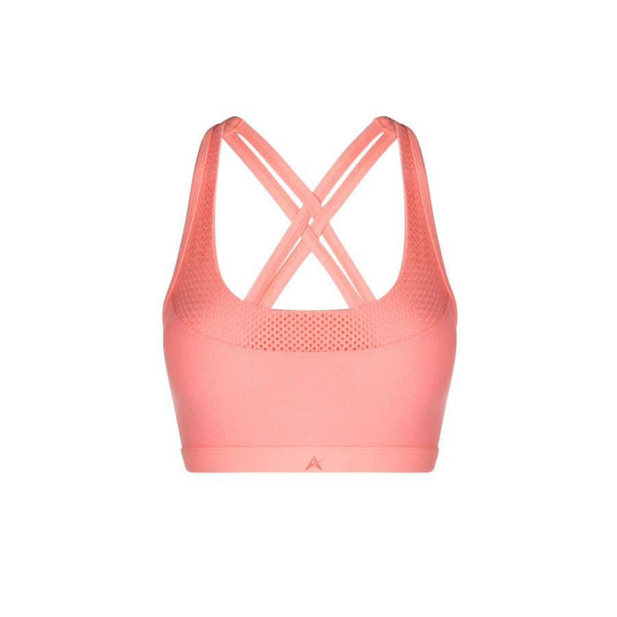 Women Breathable Sports Bra  Crop Tank Tops A1-905