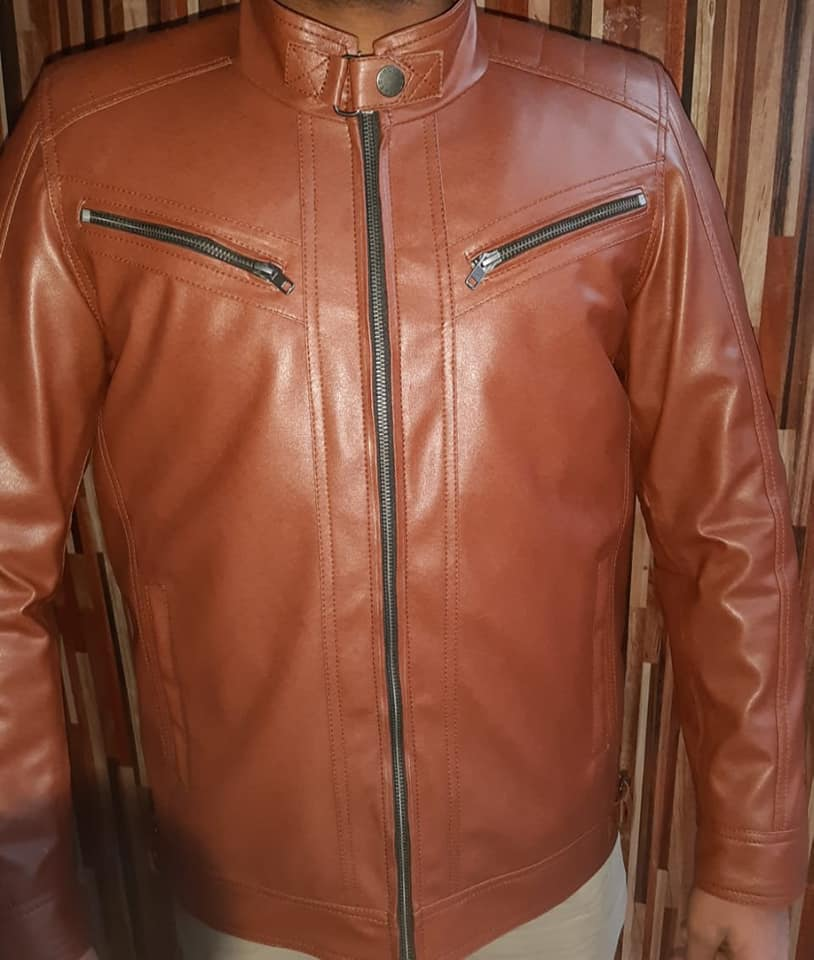 Men's  Leather  Jackets  TR 145