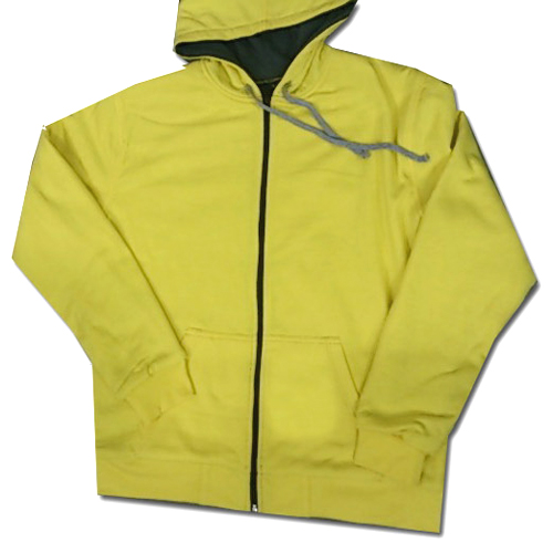 Yellow Biker Hoodies  DRH- 1706