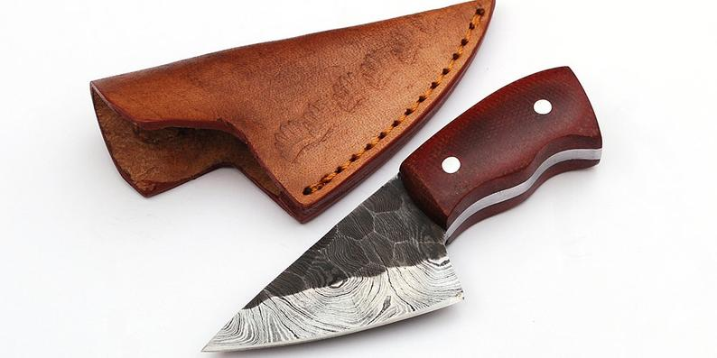 Custom Made 1095 Hunting Knife  GT-4316