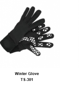 Winter Gloves for Men and Women Thermal Soft Wool Lining - Knit Stretchy Material TSI  301