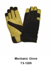 Mechanic Flex Grip Work Gloves, Shrink Resistant, Excellent Grip TSI 1209