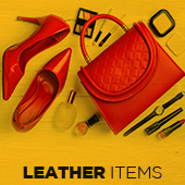 Leather Items