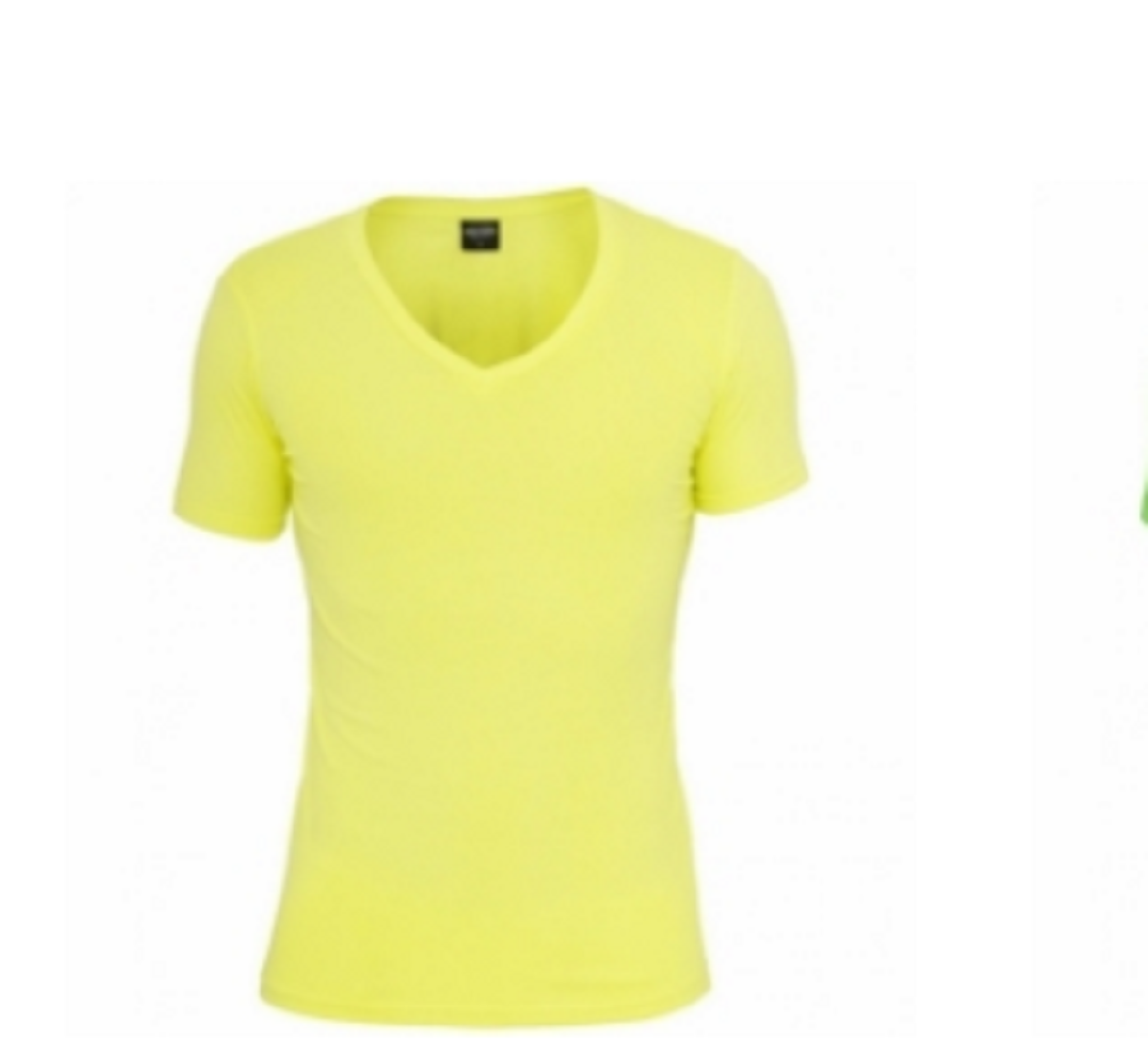 Men's T-Shirts  Yellow Color Model No TSI­4804