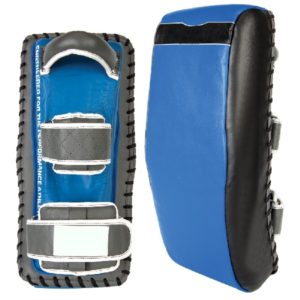 Extra Thick Thai Kick Pads Blue  Model No  CHS-070