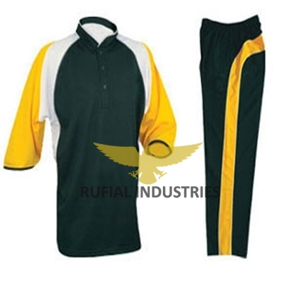 Cricket Uniform Custom designed RUF-110