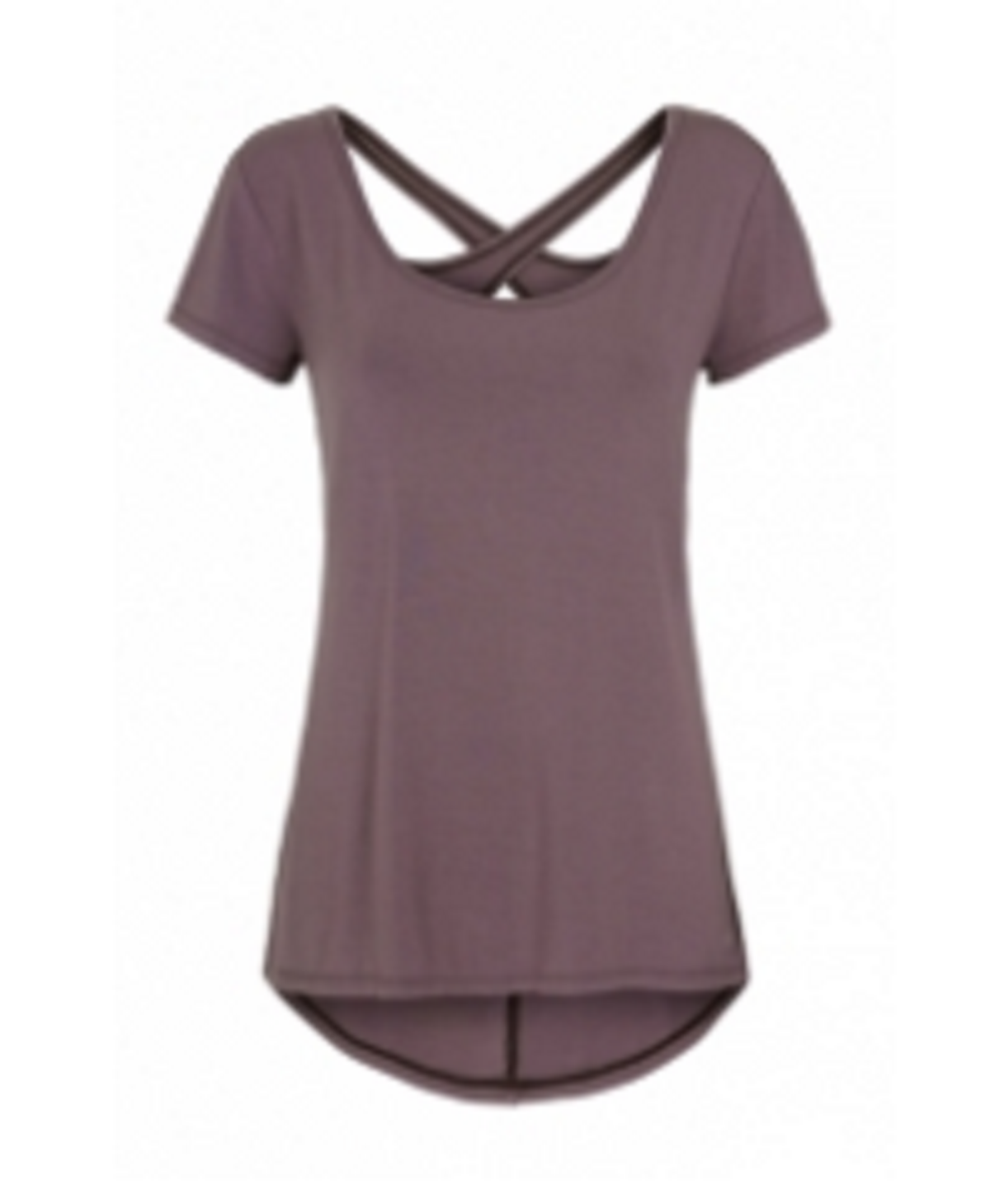 Ladies  Sports Tops Grey  TSI­-3406