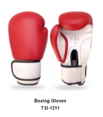Genuine Leather Pro Style Boxing  Training Gloves TSI 1311