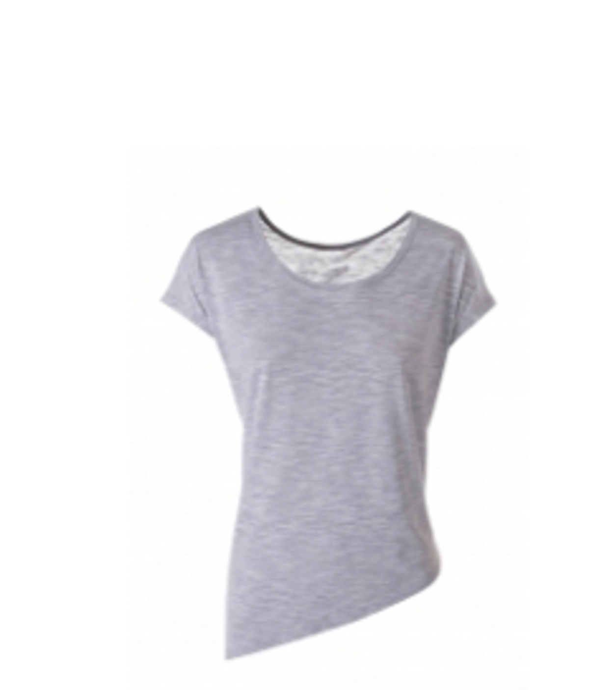 Ladies  Sports Tops  Grey  TSI­-3404