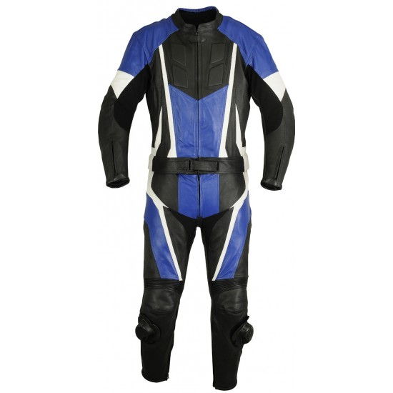 Motorbike & Auto Racing Leather Suit DR-107