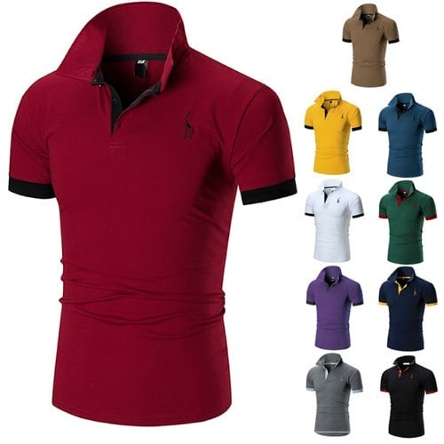 Customized Half sleeves Polo Shirts   KB -10