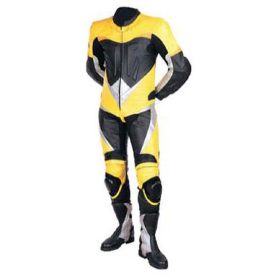 Motorbike & Auto Racing Leather Suit DR 117