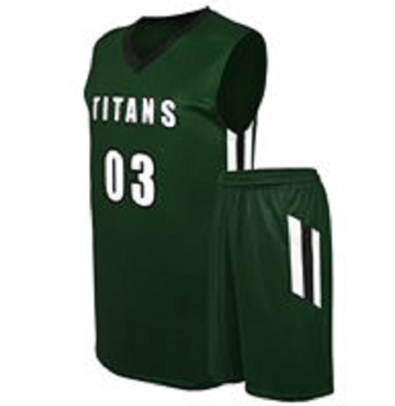 Basketball  Uniform  Vest And Shorts  Model No.  KB -45